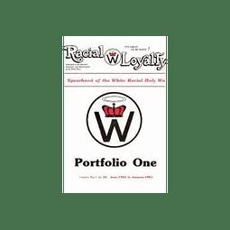 Ben Klassen-Racial Loyalty Portfolio One (BOOK)