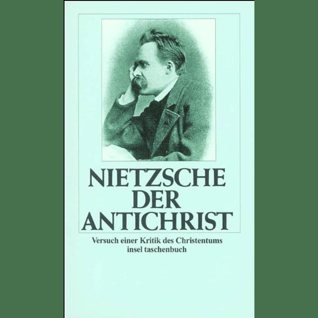 Friedrich Nietzsche-The Anti-Christ (BOOK)
