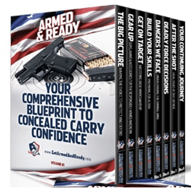 Armed & Ready-Your Comprehensive Blueprint to Concealed Carry Confidence (DVD)