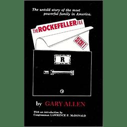Gary Allen-The Rockefeller File (BOOK)