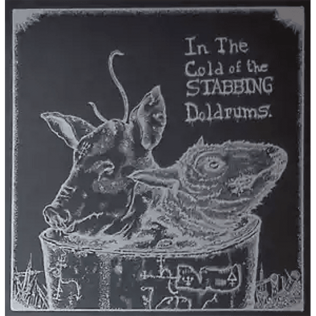 Sewer Godess / Mourner-In The Cold Of The Stabbing Doldrums (LP)