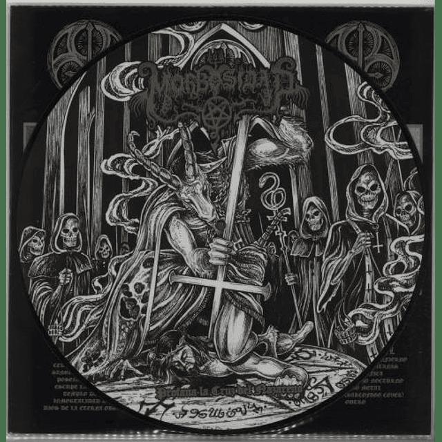 Morbosidad-Profana La Cruz Del Nazareno (LP)