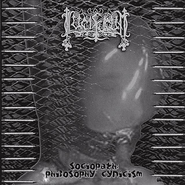 Lucifugum-Sociopath: Philosophy Cynicism (LP)