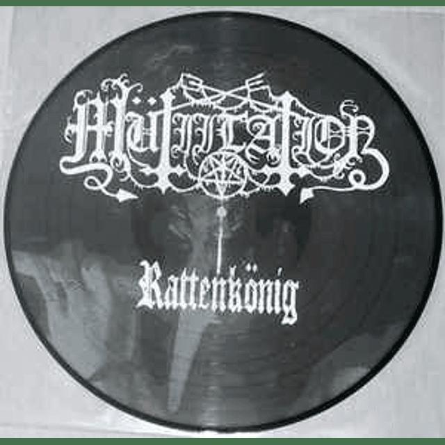 Mütiilation-Rattenkönig (LP)
