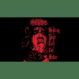 Mütiilation-Destroy Your Life For Satan (LP)