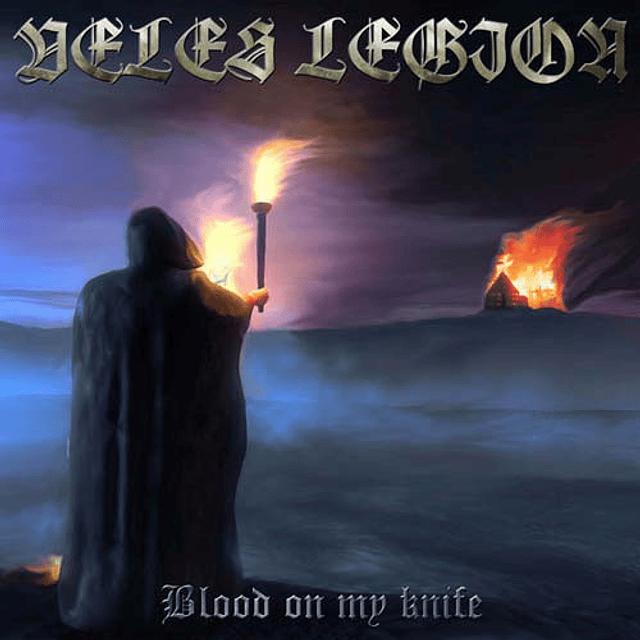 Veles / Legion-Blood on my Knife (LP)
