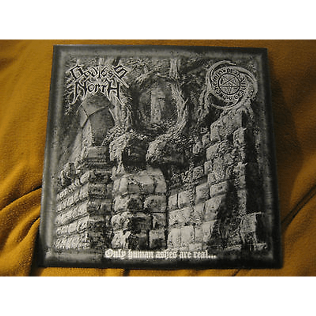 Chemin De Haine / Godless North-Only Human Ashes Are Real... (LP)
