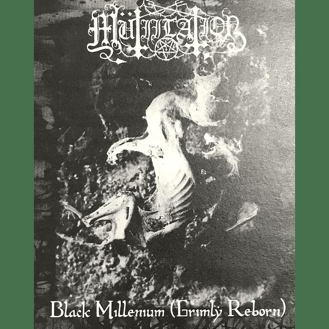 Mütiilation-Black Millenium (Grimly Reborn) (LP)
