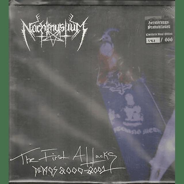 Nachtmystium-The First Attacks: Demos 2000 - 2001 (LP)