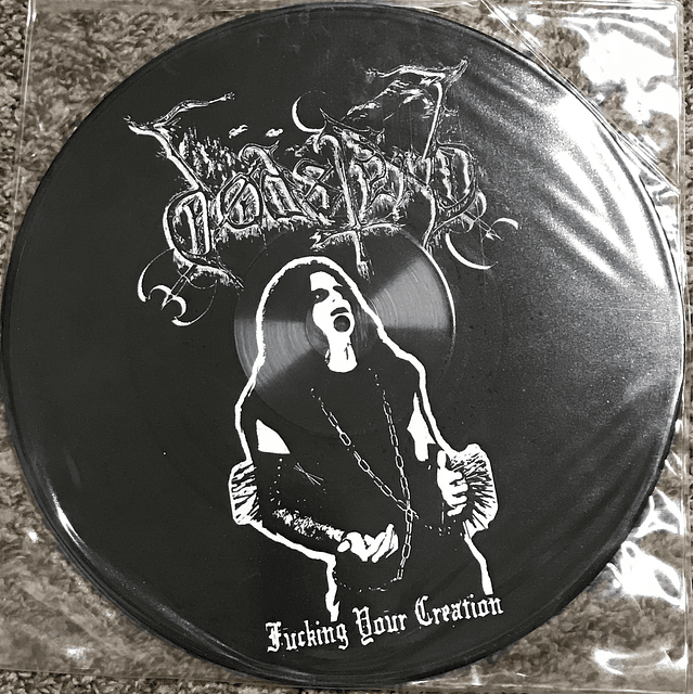 Dodsferd-Fucking Your Creation (LP)