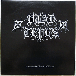 Vlad Tepes-Awaiting the Black Holocaust (LP)