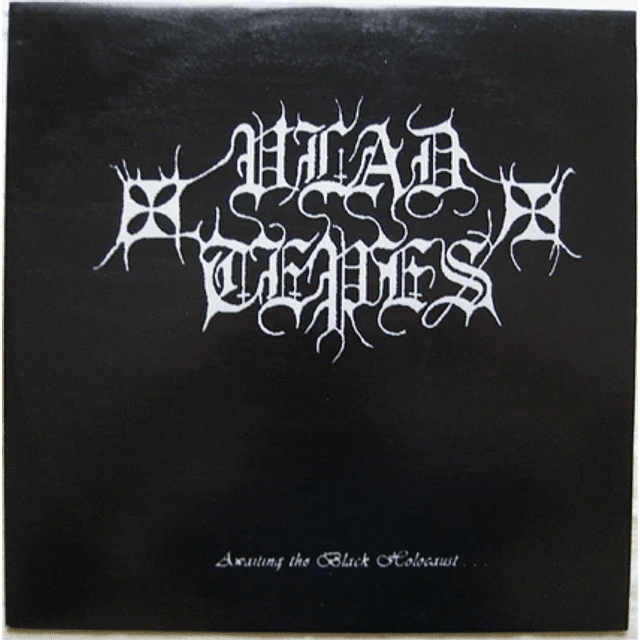 Vlad Tepes-Awaiting the Black Holocaust (LP)