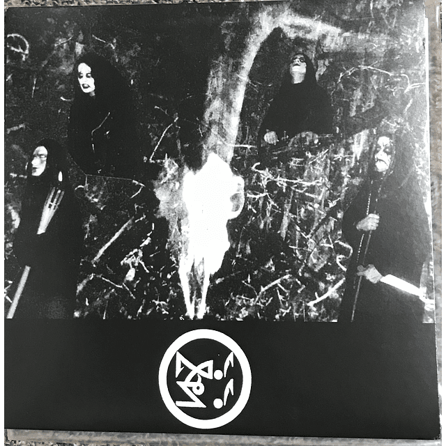 Vlad Tepes-March To The Black Holocaust (LP)