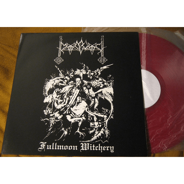 Moonblood-Fullmoon Witcher (LP)