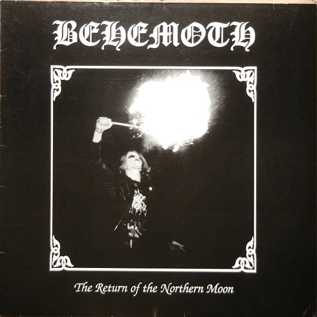 Behemoth-The Return of the Northern Moon (LP)