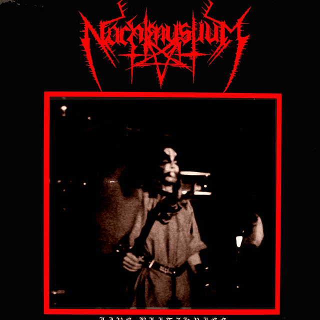 Nachtmystium-Live Blitzkrieg (LP)
