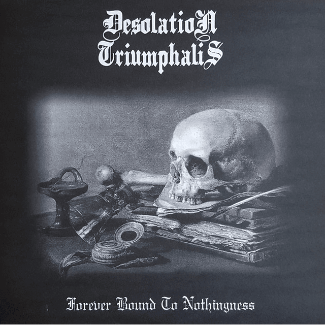 Desolation Triumphalis-Forever Bound To Nothingness (LP)