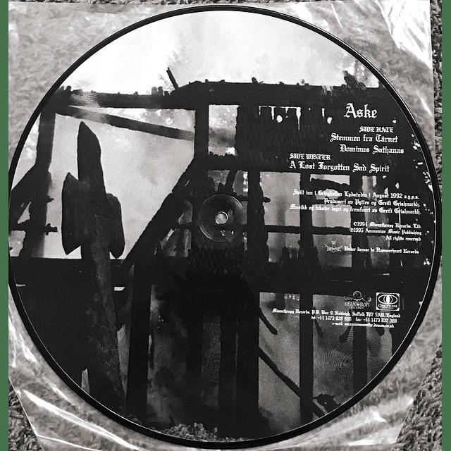 Burzum-Aske (LP)