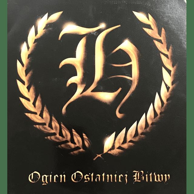 Honor-Ogień Ostatniej Bitwy (LP)