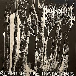 Nachtmystium-Reign Of The Malicious (LP)