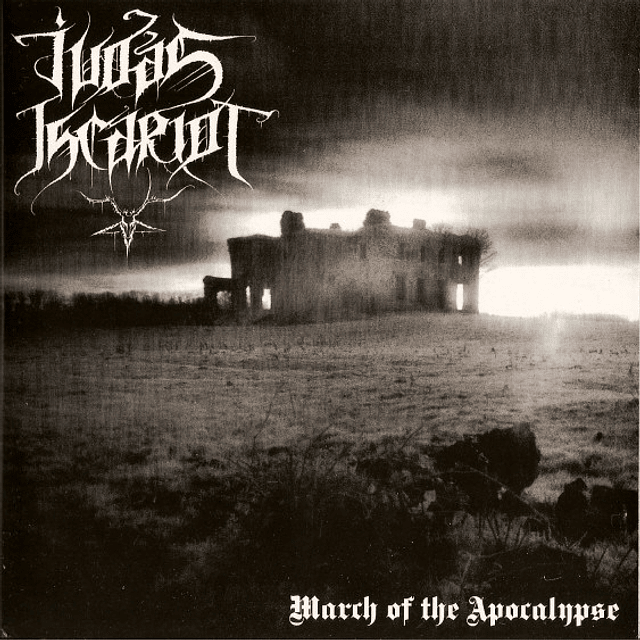 Judas Iscariot-March of the Apocalypse (LP)