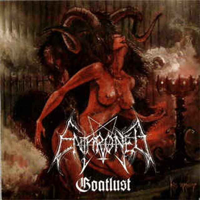 Enthroned-Goatlust (LP)