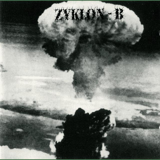 Zyklon-B-Blood Must Be Shed (LP)