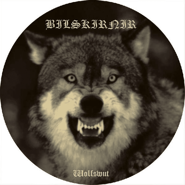 Bilskirnir-Wolfswut (LP)