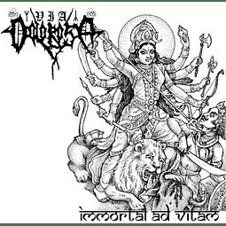 Via Delarosa-Immortal Ad Vitam (LP)