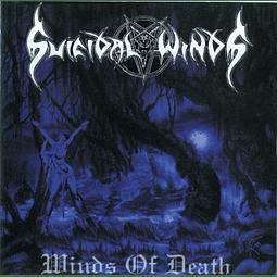 Suicidal Winds-Winds of Death (LP)