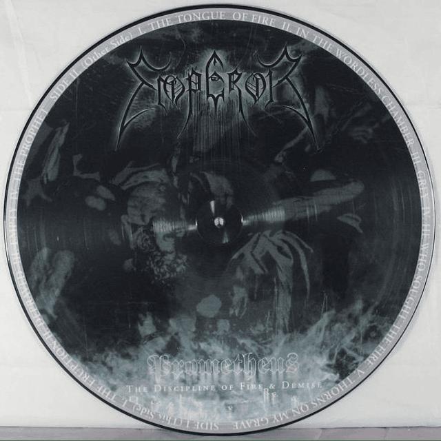 Emperor-Prometheus - The Discipline Of Fire & Demise (LP)