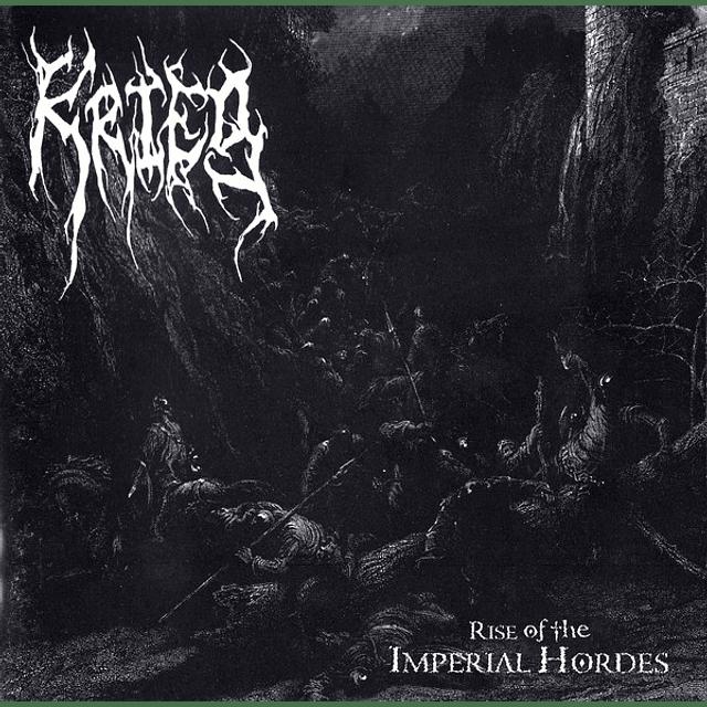 Krieg-Rise Of The Imperial Hordes (LP)