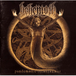 Behemoth-Pandemonic Incantations (LP)