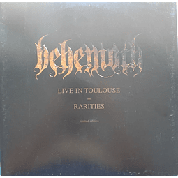 Behemoth-Live In Toulouse + Rarities (LP)