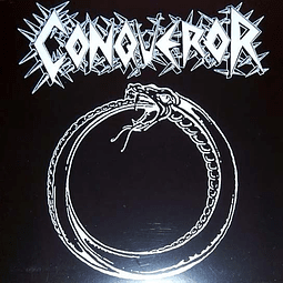 Black Witchery / Conqueror-Hellstorm Of Evil Vengeance (LP)