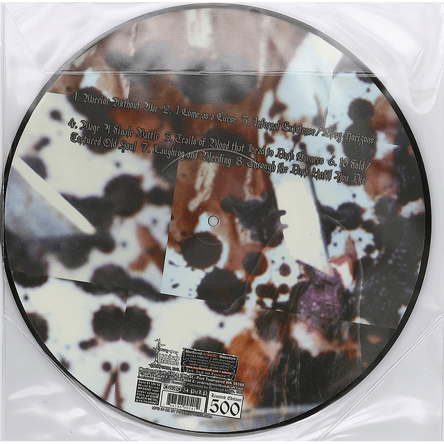 Draugar-Weathering The Curse (LP)