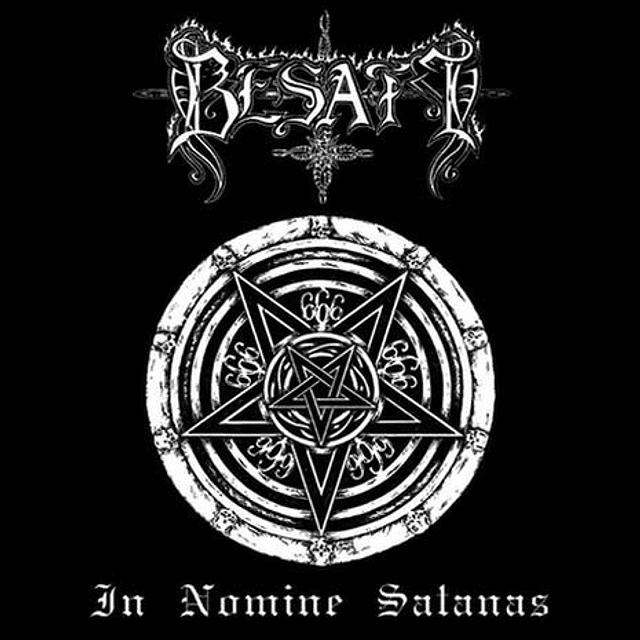 Besatt-In Nomine Satanas (LP)