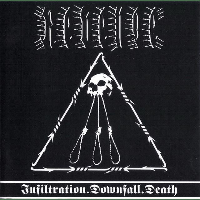 Revenge-Infiltration.Downfall.Death (LP)