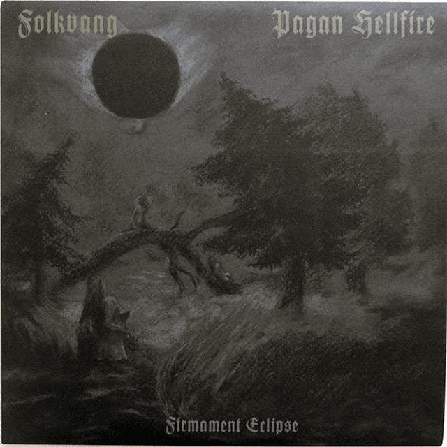 Pagan Hellfire / Folkvang-Firmament Eclipse (LP)