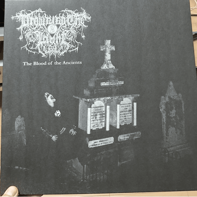Drowning the Light-The Blood Of The Ancients (LP)