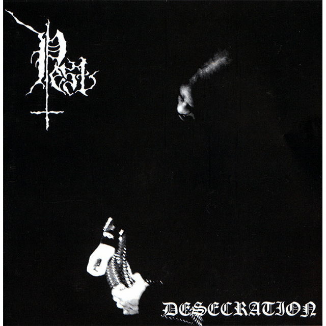 Pest-Desecration (LP)