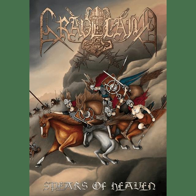 Graveland-Spears of Heaven (CD)