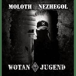 М8Л8ТХ (Moloth) / Нежеголь-Wotanjugend (CD)