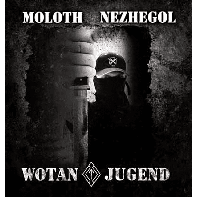 М8Л8ТХ (Moloth) / Нежеголь-Wotanjugend (CD)