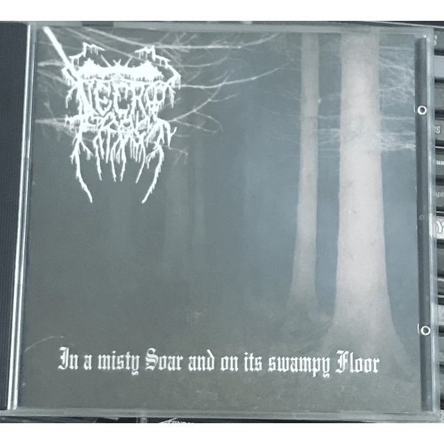 Necrofrost-In A Misty Soar And On Its Swampy Floor (CD)