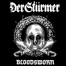 Der Stürmer-Bloodsworn (The First Decade) (CD)