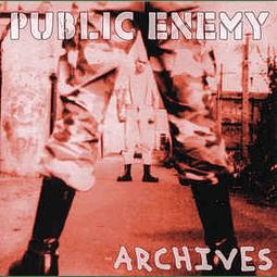 Public Enemy-Archives (CD)