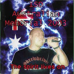 ISD Australian Memorial 2003 (CD)