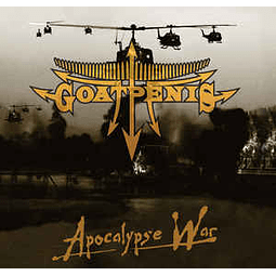 Goatpenis-Apocalypse War (CD)