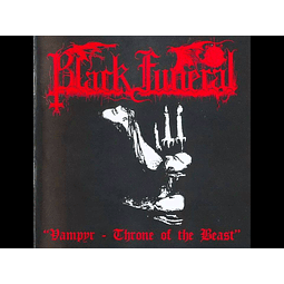 Black Funeral-Vampyr - Throne Of The Beast (CD)